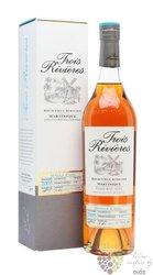 Trois Rivieres agricole vieux 2001 single cask rum of Martinique 47.6% vol.0.70l