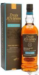 """Trois Rivieres agricole vieux """" cuvée du Moulin """" aged rum of Martinique 40% vol.  0.70 l"""