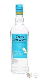 "Trois Rivieres agricole "" Blanc "" white rum of Martinique 50% vol.   1.00 l"
