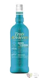 """Trois Rivieres agricole """" cuvée de l´Ocean """" white rum of Martinique 42% vol. 0.70 l"""