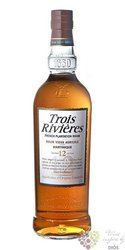 Trois Rivieres aged 12 years rum of Martinique 42% vol. 0.70 l