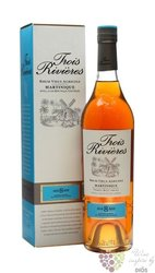 "Trois Rivieres agricole vieux "" 8 ans "" aged 8 years rum of Martinique 40% vol.0.70 l"