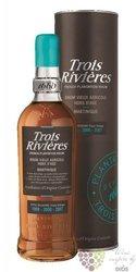 """Trois Rivieres agricole vieux """" Triple millesime """" rum of Martinique 42% vol. 0.70 l"""