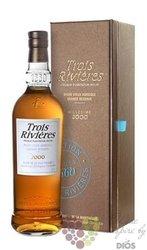 Trois Rivieres agricole vieux 2000 vintage rum of Martinique 43% vol.   0.70 l