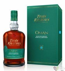 """Trois Rivieres agricole vieux """" Oman """" rum of Martinique 42% vol.  0.70 l"""
