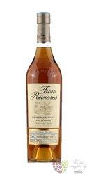 Trois Rivieres agricole vieux 2002 single cask rum of Martinique 50.6%0.70l