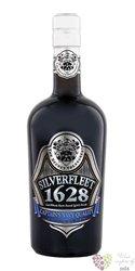 "Secret Treasures "" Silverfleet 1628 Captain´s navy "" caribbean spirit drink 40%vol. 0.50 l"
