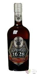 "Secret Treasures "" Silverfleet 1628 Extra Old "" rum of St.Lucia  40% vol. 0.50 l"