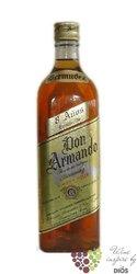 "Bermudez "" Don Armando "" aged 8 years rum of Dominican republic 38% vol.0.70 l"