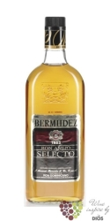 "Bermudez "" Aňejo Selecto "" aged 7 years rum of Dominican republic 38% vol.0.70 l"