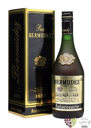 "Bermudez 1852 "" 150 Aniversario "" aged 12 years rum of Dominican republic 40% vol.    0.70 l"