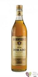 "Bermudez "" Dorado "" aged rum of Dominican republic 40% vol.  0.70 l"