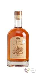 """Bielle agricole vieux 2003 """" Brut de Fut """" aged vintage rum of Guadeloupe 53.1%vol.   0.70 l"""