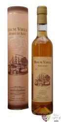 """Bielle agricole vieux 2009 """" Brut de fut """" aged vintage rum of Guadeloupe 42% vol.   0.50 l"""