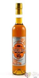 "Bielle agricole "" Shrubb "" rum based liqueur Marie Galante 40% vol.  0.50 l"