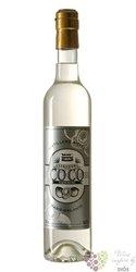 "Bielle agricole "" Coco "" flavored rum Marie Galante rum 24% vol.  0.50 l"