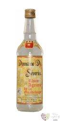 "Domaine de Severin agricole vieux "" Ariane Blanco "" rum of Guadeloupe 50% vol.0.70 l"