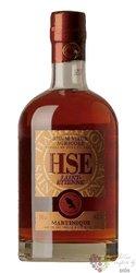 """HSE Saint Etienne agricole vieux """" VO """" rum of Martinique 42% vol.  0.70 l"""