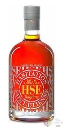 "HSE agricole tres vieux "" Ragtime American Barrel "" rum of Martinique 40% vol.  0.70 l"