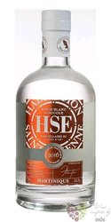 "HSE Saint Etienne agricole extra vieux 2002 "" Sherry finish "" rum of Martinique45%vol.  0.70 l"