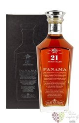 "Nation "" Panama "" aged 21 year Panamas rum 40% vol.   0.70 l"