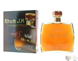 """J.M agricole vieux """" cuvée 1845 """" aged rum of Martinique 42% vol.    0.70 l"""