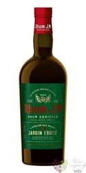 """J.M agricole vieux """" Jardin Fruite """" aged Martinique rum 42% vol.  0.70 l"""