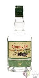 J.M agricole blanc white rum of Martinique 50% vol.    1.00 l