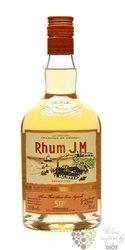 """J.M agricole vieux """" Gold """" aged rum of Martinique 50% vol.  0.70 l"""