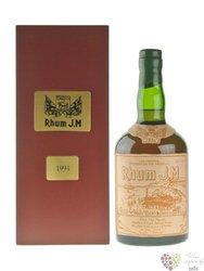 J.M agricole tres vieux 1994 vintage rum of Martinique 44.4% vol.   0.70 l