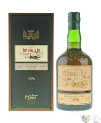 J.M agricole vieux 1996 vintage rum of Martinique 49% vol.     0.70 l