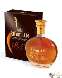"""J.M agricole vieux """" Cuvée de Fondateur """" rum of Martinique 48% vol.  0.70 l"""