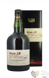 "J.M agricole vieux "" Multimillesime 03-05 "" rum of Martinique 42.5% vol.   0.50l"