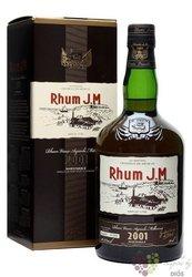 J.M agricole vieux 2000 vintage rum of Martinique 41.9%0.70l