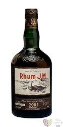 J.M agricole vieux 2003 vintage rum of Martinique 44.8% vol.    0.70 l