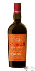"""J.M agricole vieux """" Epices Creole """" aged Martinique rum 46% vol.  0.70 l"""