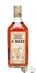"J.Bally agricole "" Vieux "" aged rum of Martinique 45% vol.  0.70 l"