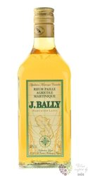 "J.Bally agricole "" Paille "" rum of Martinique 50% vol.  0.70 l"