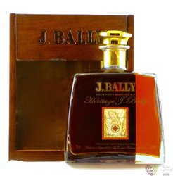 "J.Bally agricole vieux "" XO heritage J.Bally "" aged rum of Martinique 43% vol.0.70 l"
