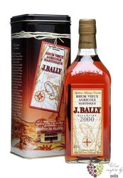 "J.Bally agricole vieux 2000 "" Millesime "" vintage rum of Martinique 43% vol.0.70 l"