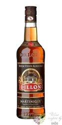 """Dillon agricole vieux """" Carte Noire """" rum of Martinique 40% vol. 0.70 l"""