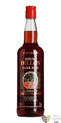 "Dillon dark "" Cigars reserve "" aged rum of Martinique 40% vol.    0.70 l"