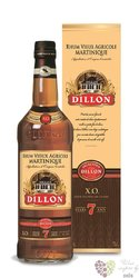 "Dillon agricole vieux "" XO "" aged 7 years rum of Martinique 45% vol. 0.70 l"