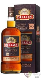 "Dillon "" XO Hors d´Age "" aged rum of Martinique 40% vol.    1.50 l"