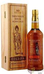 """Dillon agricole tres vieux """" XO Hors d´Age """" aged rum of Martinique 43% vol.0.70 l"""