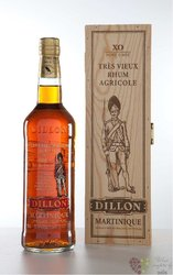 "Dillon agricole tres vieux "" XO Grenadier "" aged rum of Martinique 43% vol.    0.70 l"