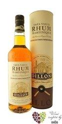 """Dillon agricole tres vieux """" Reserve du Comte Arthur """" aged rum of Martinique 43% vol.    0.70 l"""