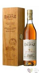 "Depaz agricole vieux "" XO Grande reserve "" aged rum of Martinique 45% vol.    0.70 l"