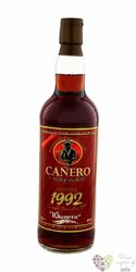 "Caňero rhumerie 1992 "" single barrel no.132 "" Nicaraguan rum 40% vol.    0.70 l"