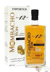 "Mombacho 2003 "" Sauternes wood finished  "" aged 12 years Nicaraguan rum 40% vol.   0.70 l"